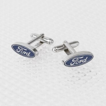 Official Ford Cufflinks from Richbrook