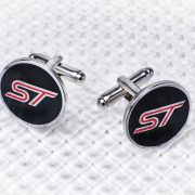 Ford ST Cufflinks - Officially Licensed Ford Accessories from Richbrook