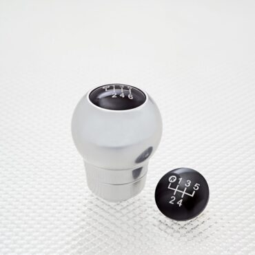 Richbrook 'Speed Top' Gear Knob - Silver