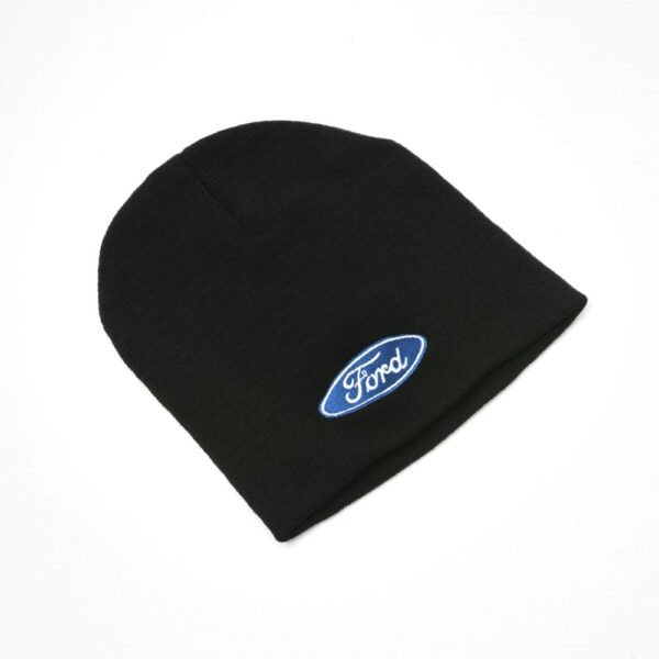 447064463d4 Ford Beanie Hat - Official Ford Accessories from Richbrook