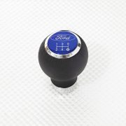 Official Ford Leather Gear Knob from Richbrook