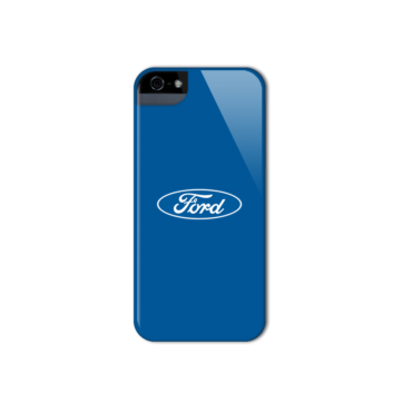 Blue Ford Phone Case