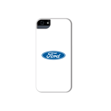 White Ford Phone Case