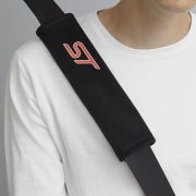 Official Ford ST Seatbelt Pads