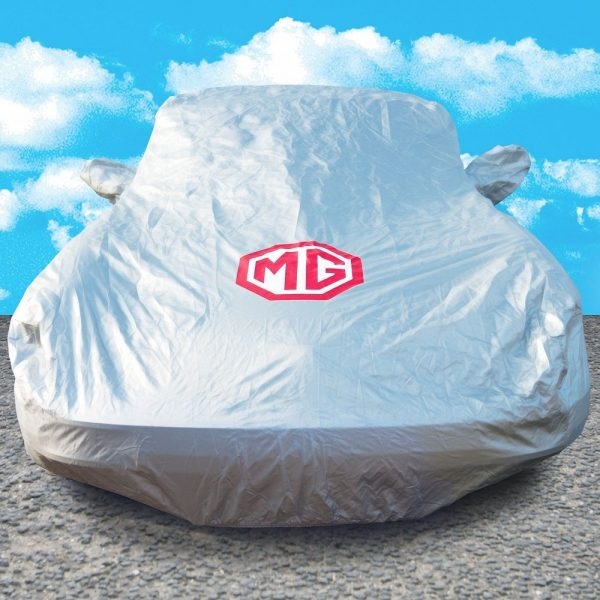 MG Tailor Made Car Cover - Official MG Accessories