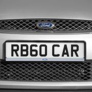 Ford Number Plate Surround from Richbrook