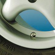 Flush Fit Wheel Valves