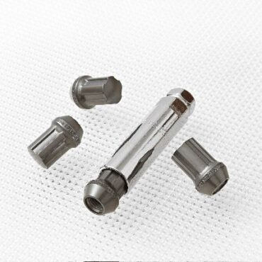 Aluminium Locking Wheel Nuts from Richbrook