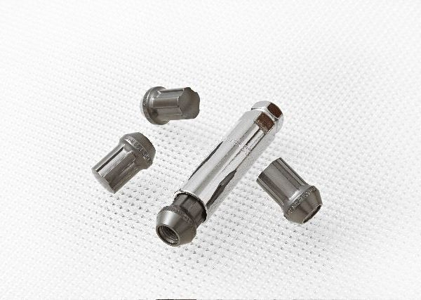 Aluminium Locking Wheel Nuts from Richbrook