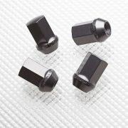 Aluminium Wheel Nuts - Titanium