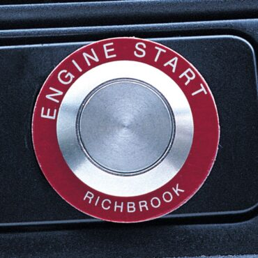 Richbrook Ignition Start Button