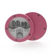 Richbrook Power Pink Retro Tax Disc & Permit Holder