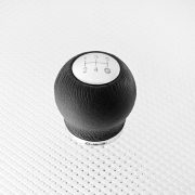 Richbrook 'Speed Top' Gear Knob - Black Leather