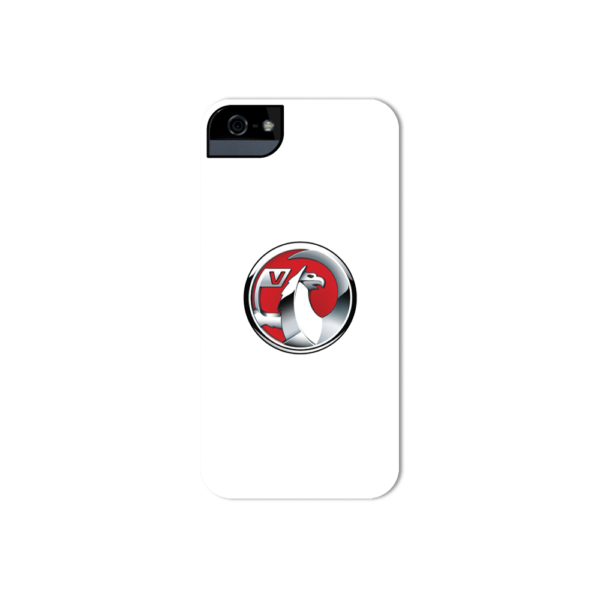 White Vauxhall Phone Case