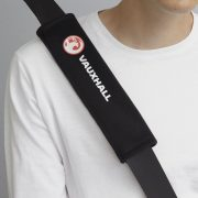 Vauxhall Seatbelt Pads - Officially Licensed Vauxhall Accessories from Richbrook