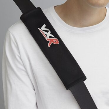 Vauxhall VXR Seatbelt Pads - Official Vauxhall Accessories from Richbrook