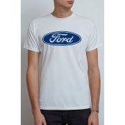 Genuine Official Licensed Ford Logo T-Shirt