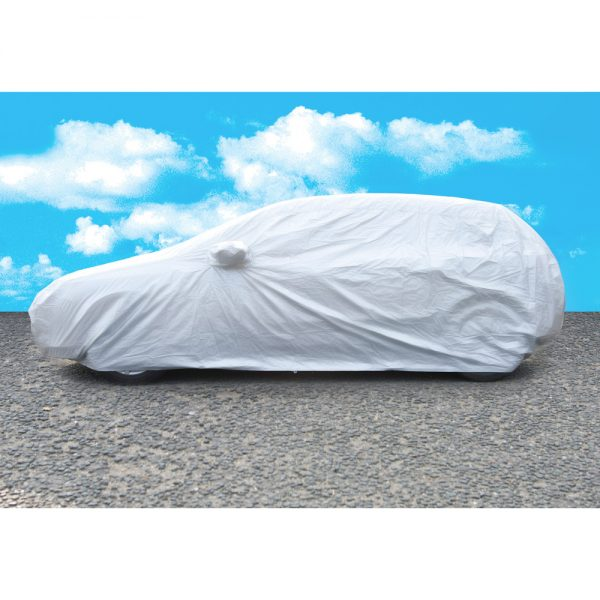 Richbrook Tailored Outdoor Car Cover Compatible with Ford Focus RS Mk2 /& Mk3 Hatch 2009 on