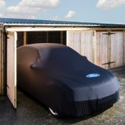 Ford Indoor Car Cover Angle