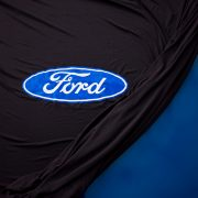 Ford Logo Cover