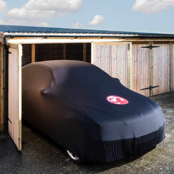Vauxhall Indoor Car Cover Side