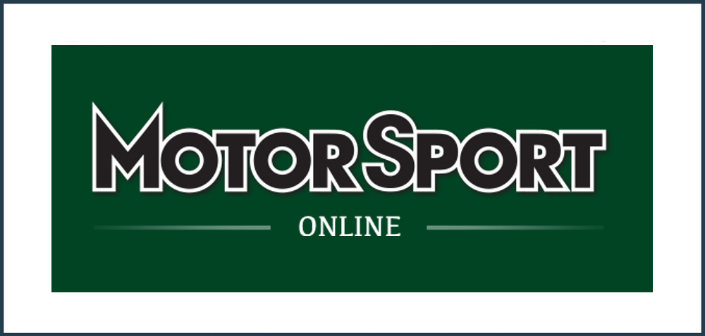 Motor Sport In The Press