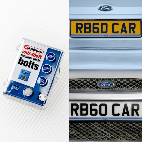 Ford Number Plate Bundle