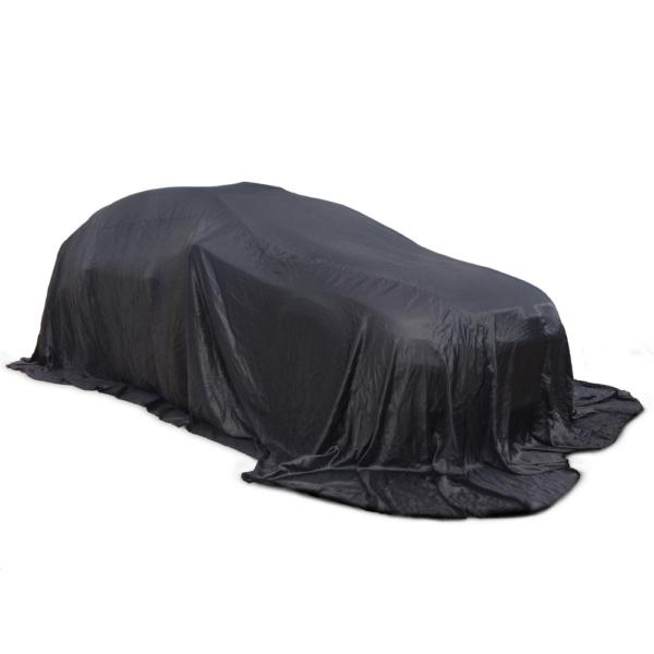 Car Reveal Cover Black