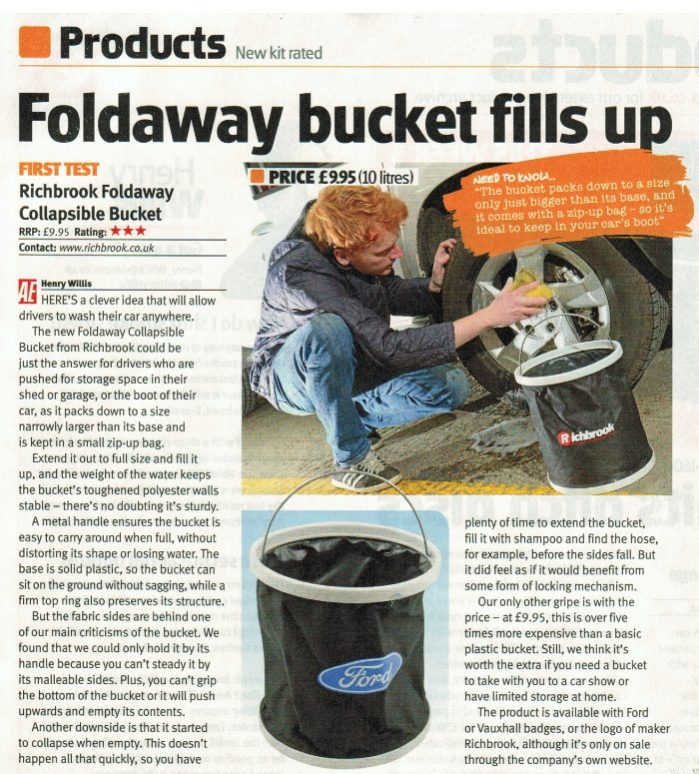 Fold Bucket