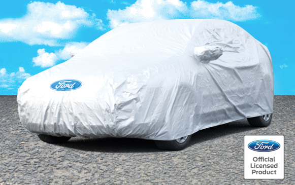 Richbrook Ford Branded Outdoor Car Exterior Cover