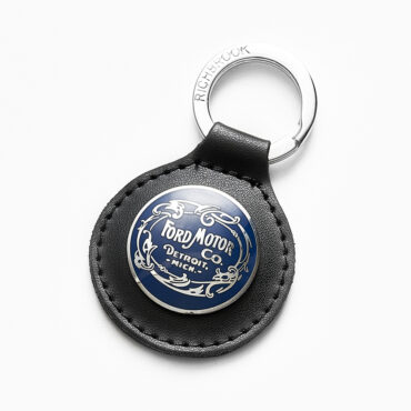 Ford Motor Co Heritage Keyring